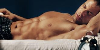 """Μπορείς να """"χτίζεις"""" το μυικό σου σύστημα ενώ κοιμάσαι; Μια έρευνα λέει ναι"""
